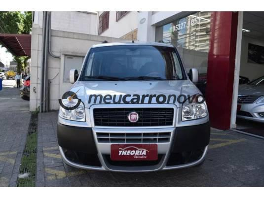Fiat doblo essence 1.8 flex 16v 5p 2017/2017