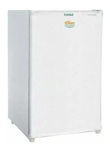 Freezer consul branco compacto 66l 127v ref.:cvt10b