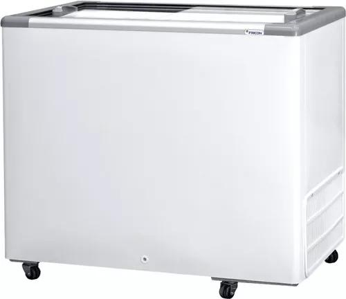 Freezer Sorvete Tampa De Vidro Fricon Hceb311 Mostruário