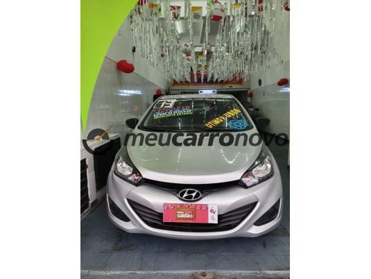 Hyundai hb20 comfort plus 1.0 tb flex 12v mec. 2013/2013