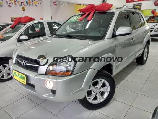 Hyundai tucson 2.0 16v aut. 2012/2013