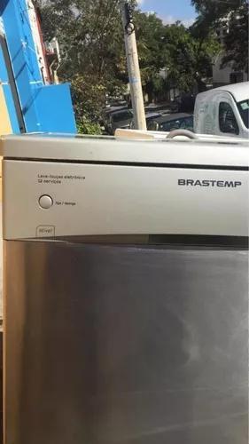Imperdível máquina de lavar louça brast