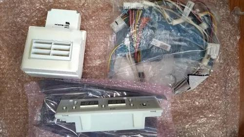 Kit placa side by side ss76 ss77x original electrolux