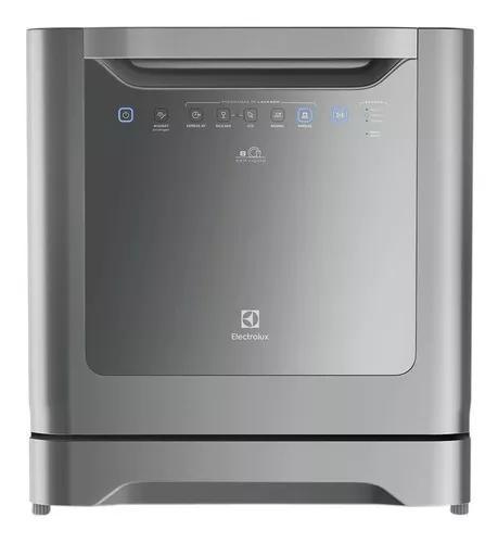 Lava-louças electrolux, 8 serviços.