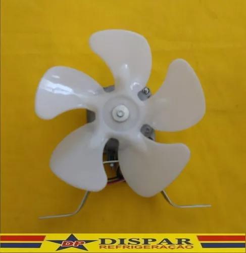 Micro motor ventilador freezer e balcão 1/40 bivolt