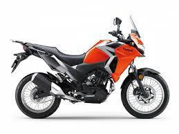 Moto kawasaki versys x300 - laranja - 20.000 km -