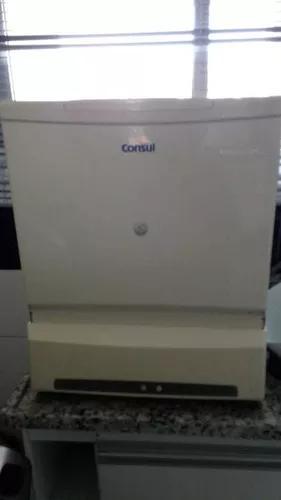 Máquina de lavar louça consul c/ secante suporte e sabão
