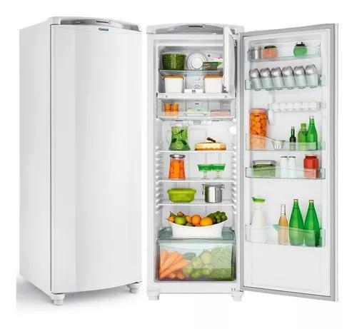 Refrigerador consul frost free 342 litros com controle de te