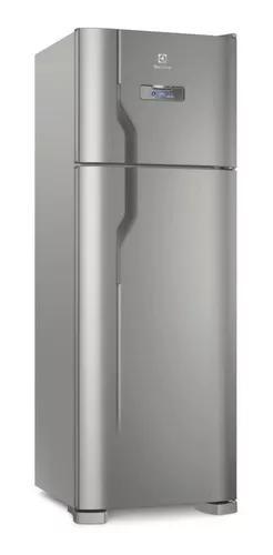 Refrigerador electrolux 310l 2 portas platinum ff 220v