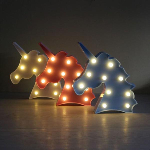 Unicornio lovers!!! valor por unidade ! azul e branca