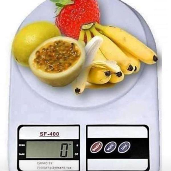 Balança digita de cozinha culinária até 10kg