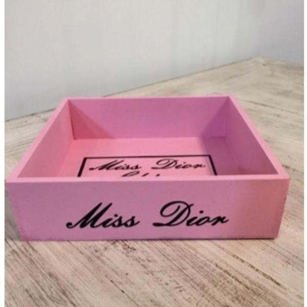 Bandeja miss dior rosa