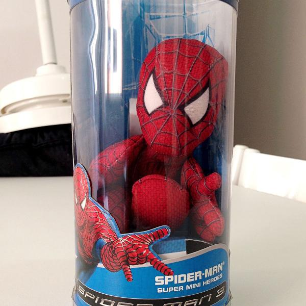 Boneco hasbro: homem-aranha