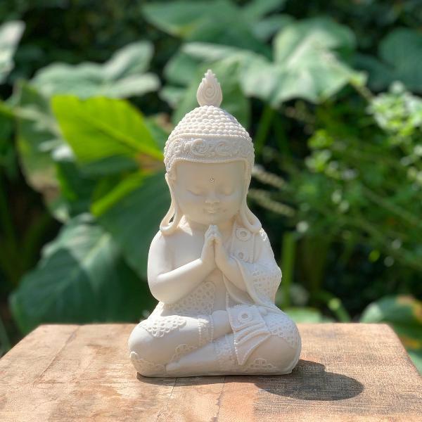 Buda baby oração