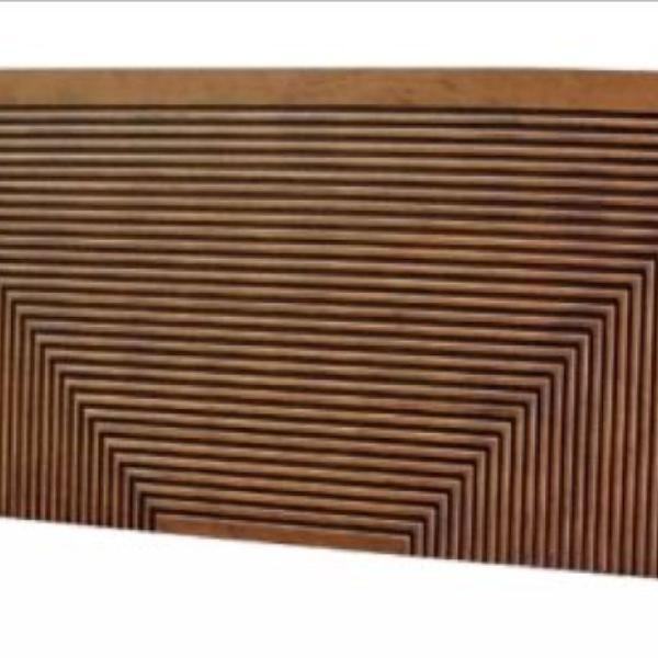 Cabeceira de madeira para cama box tamanho king