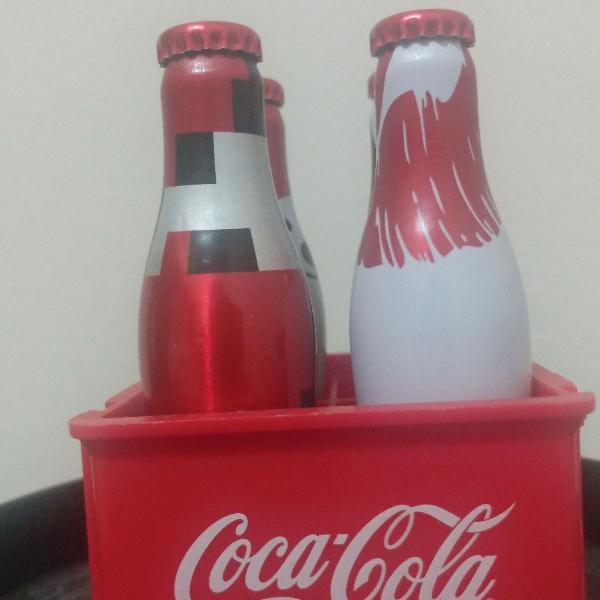 Coca cola colecionáveis