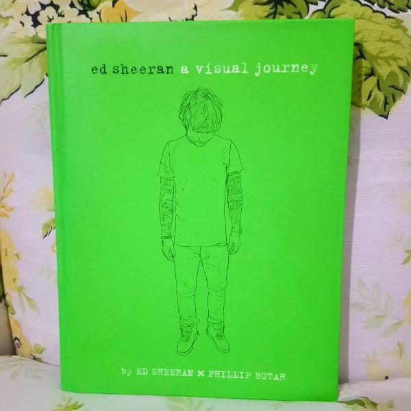 Ed sheeran: uma jornada visual (biografia)