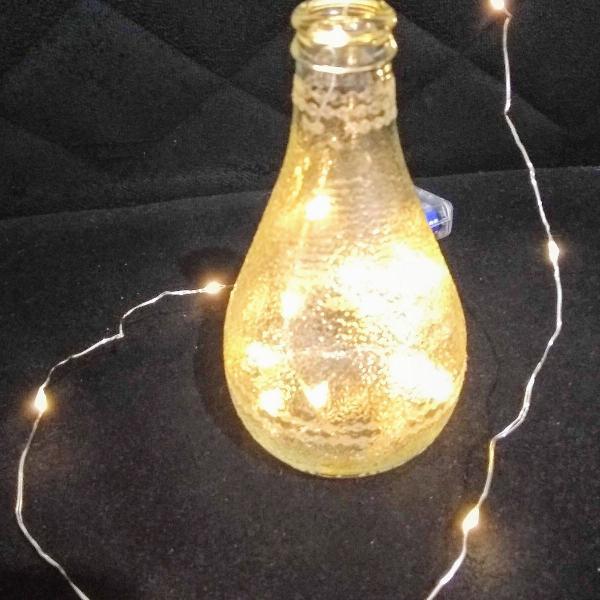 Fio de led flexível 2 metros luz de fada (2 unidades)