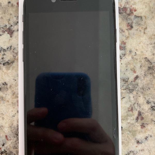 Iphone 8 64gb preto semi novo