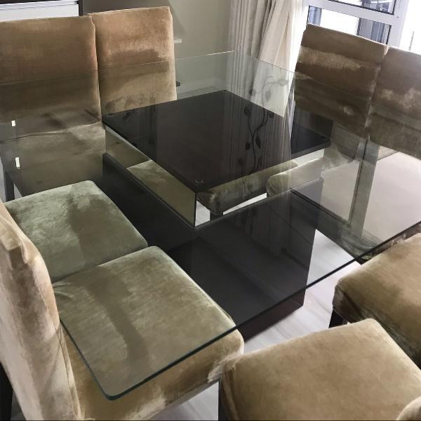 Mesa quadrada