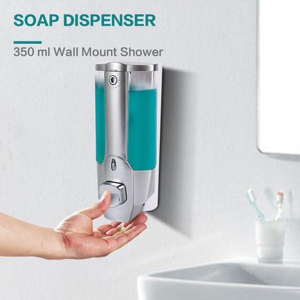 Porta sabão shampoo detergente para banheiro cozinha