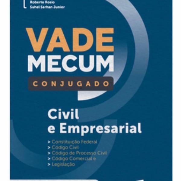Vade mecum conjugado civil e empresarial - 1ª ed. 2019