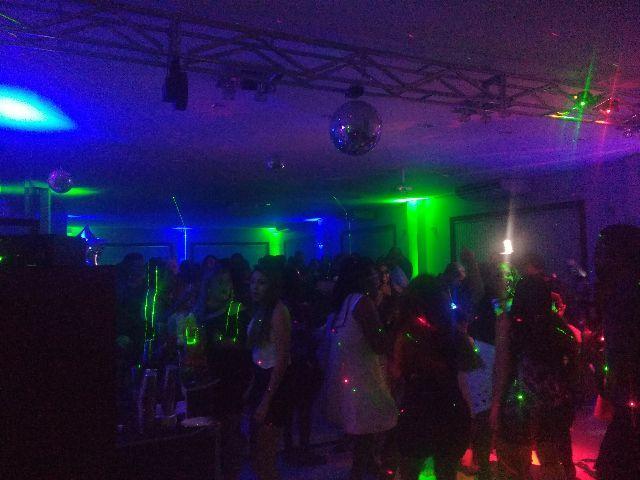 Evento show | sonorização e iluminação |