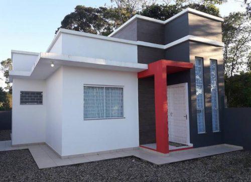 Casa para financiamento no bairro quinta dos açorianos