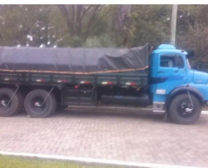 Mb 1113 carroceria no 72 truck