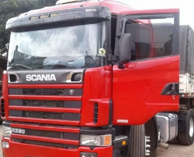 Scania 124 ano 05 *facilito parcelamento*