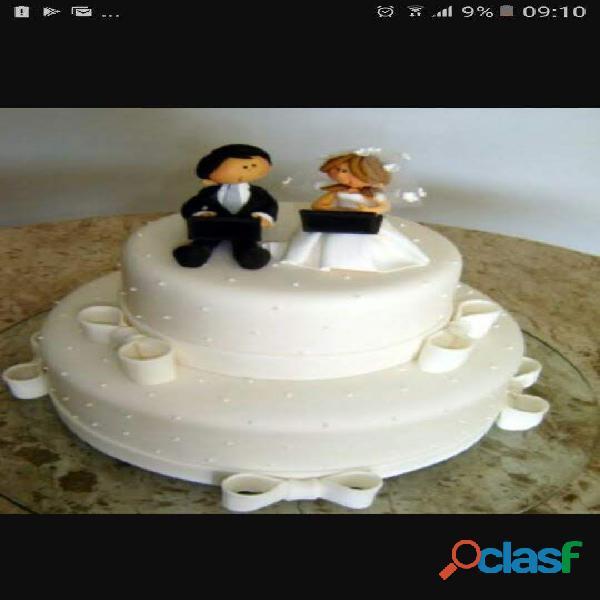 Buffet doces e salgados bolos para festas