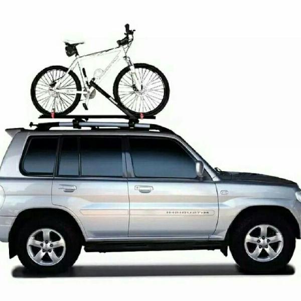 2 suportes bike para teto