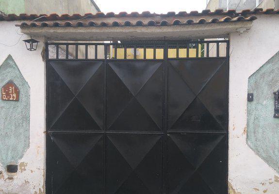 Alugo casa em duque de caxias/rj - bairro: jardim leal
