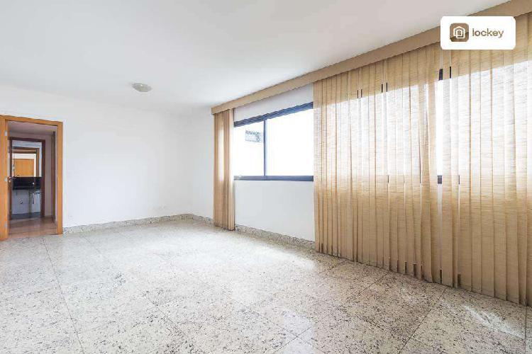 Apartamento, buritis, 3 quartos