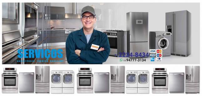 Assistência técnica especializada em geladeira brastemp