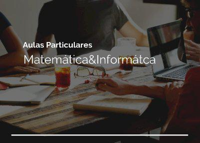 Aulas de Matemática e Informática RJ