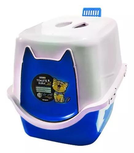 Caixa banheiro para gato duracats