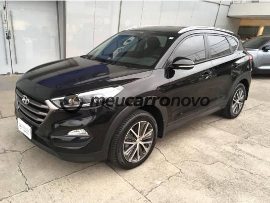 Hyundai tucson gl 1.6 turbo 16v aut. 2017/2018