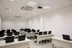 Locação de sala interativa a custo zero para escolas