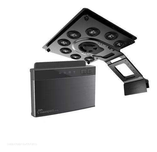 Luminaria led maxspect ethereal 130w + controlador icv6