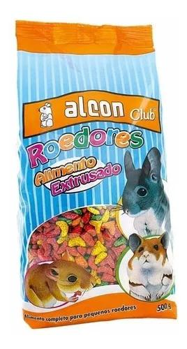 Ração alcon club roedores 500g extrusado