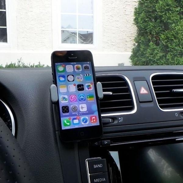 Suporte celular veicular carro universal ar condicionado