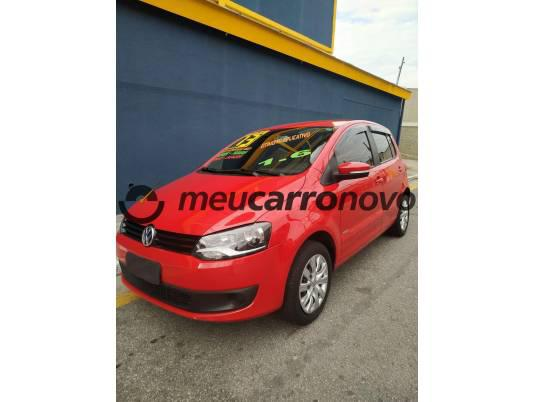 Volkswagen fox 1.6 mi total flex 8v 5p 2013/2013