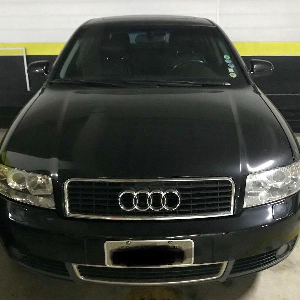 Audi a4 blindado placa final 1