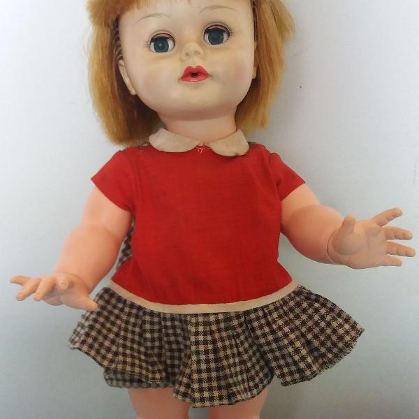 Boneca beijoquinha estrela década 1960