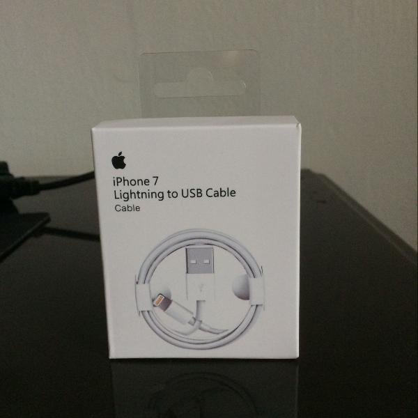 Cabo lightning iphone 5, 6, 7, 8 e x