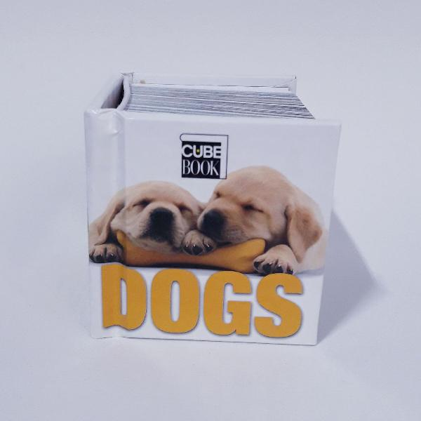 Cube book dogs