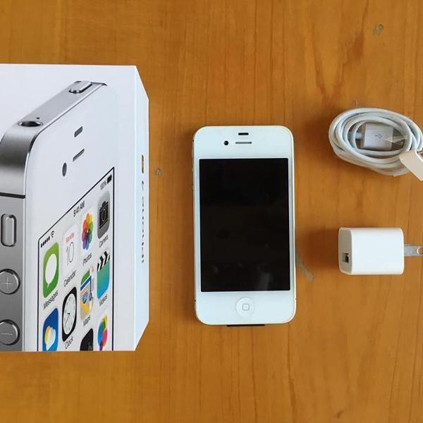 Iphone branco 4s