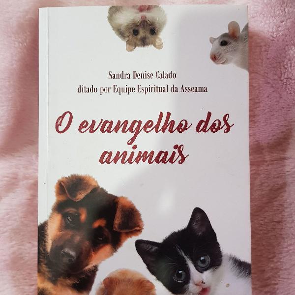 Livro evangelho dos animais