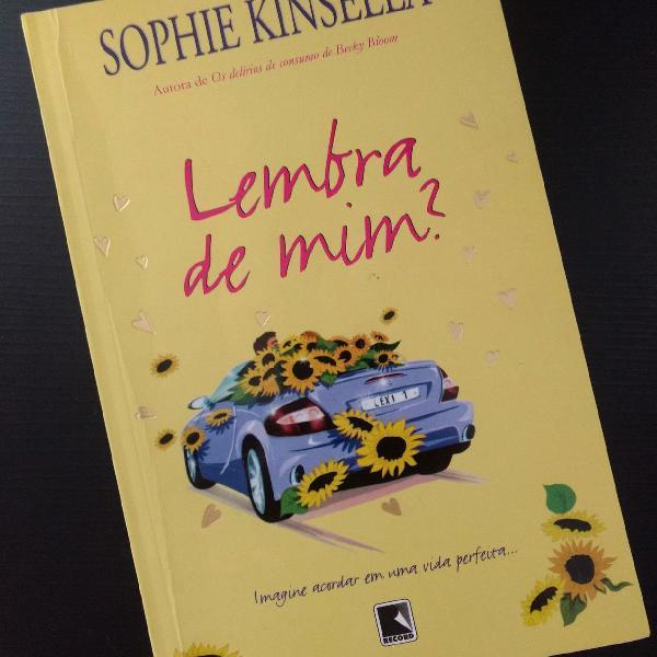 Livro lembra de mim? - sophie kinsella